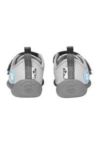 Affenzahn - Touch-strap shoes - grau - 2