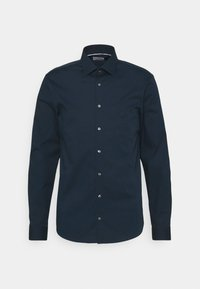 Calvin Klein Tailored - STRETCH SLIM  - Formal shirt - navy - 4