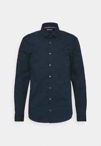 STRETCH SLIM  - Formal shirt - navy