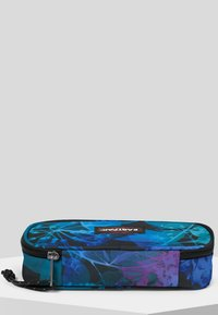 Eastpak - FLOWER-RAY/AUTHENTIC - Wash bag - dark ray - 1