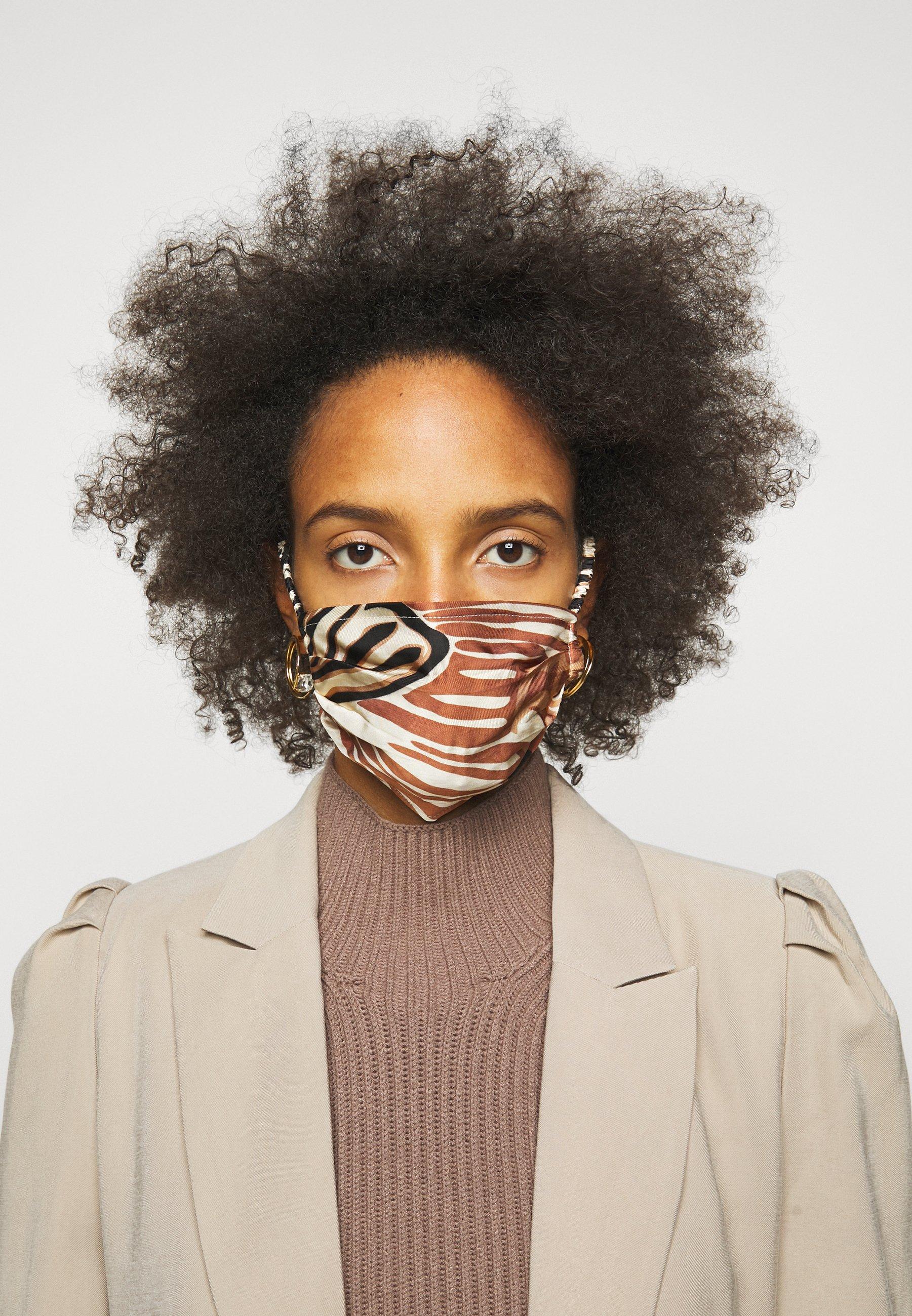 Women FACE MASK SOLID - Community mask