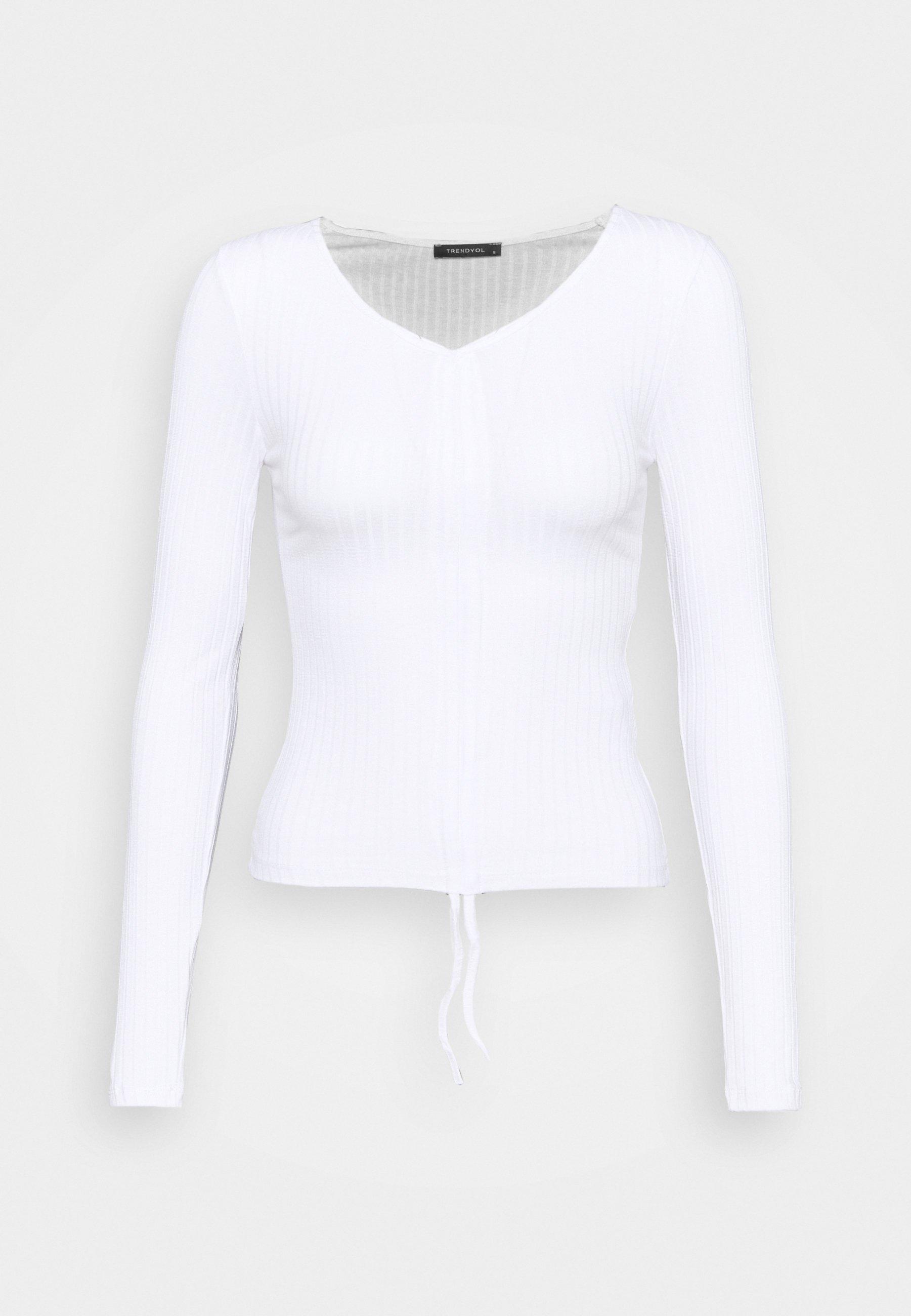 Women LACIVERT - Long sleeved top