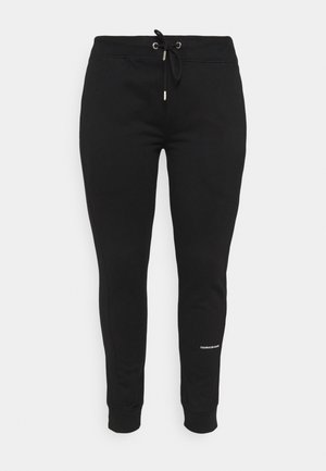 MICRO BRANDING PANT - Trainingsbroek - black