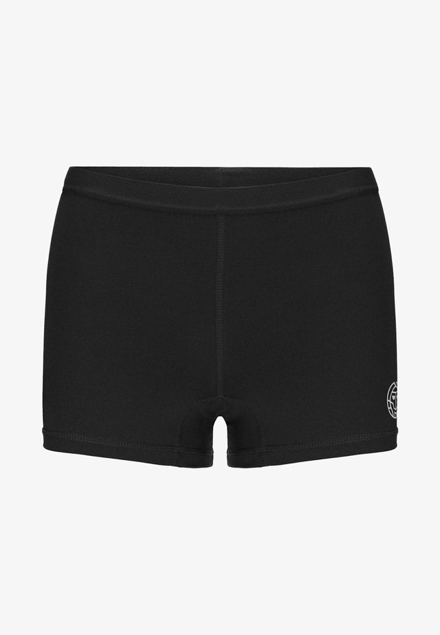MALLORY TECH - Shorts - black