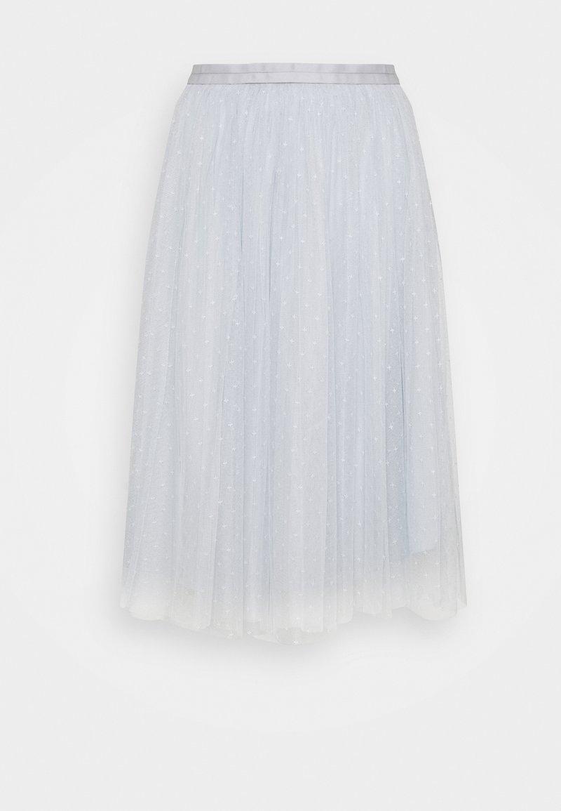Needle & Thread - KISSES MIDI SKIRT EXCLUSIVE - Áčková sukně - blue mist