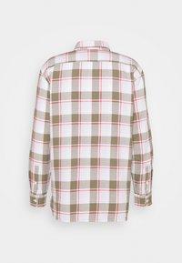 Levi's® - JACKSON WORKER - Overhemd - bleached datolite vetiver - 6
