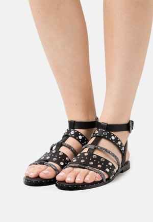 HAYES ROCK - Sandals - black
