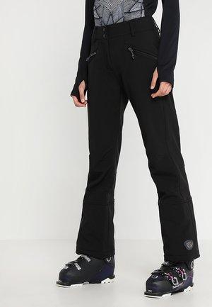 NYNIA - Zimní kalhoty - schwarz