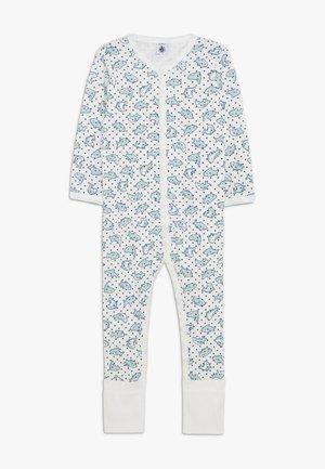 DORS BIEN SANS PIEDSMAR - Pyjamas - marshmallow/multico