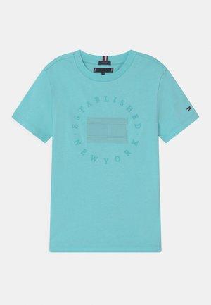 HERITAGE LOGO - T-Shirt print - bluefish