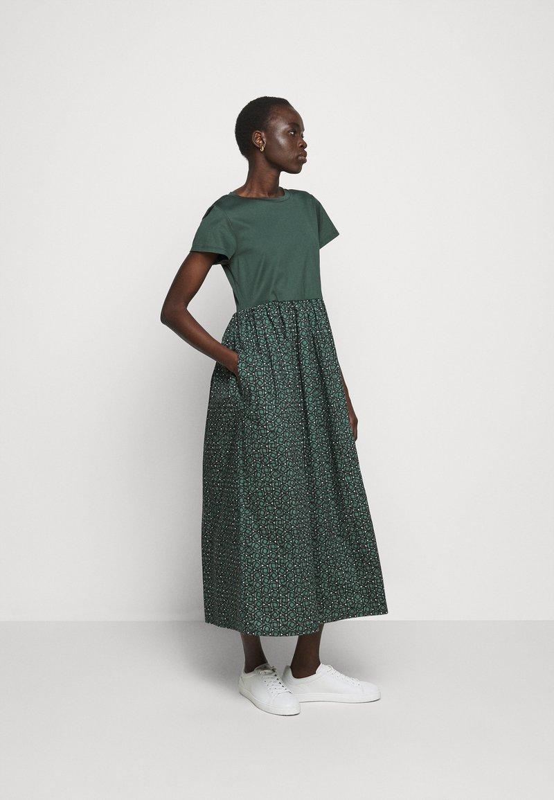 WEEKEND MaxMara - PALCHI - Jersey dress - dunkelgruen