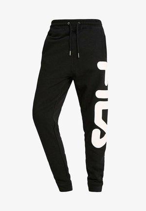 PURE - Tracksuit bottoms - black