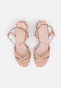 Anna Field - LEATHER - Sandals - beige - 5