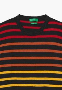 Benetton - FUNZIONE BOY - Svetr - multi-coloured - 2