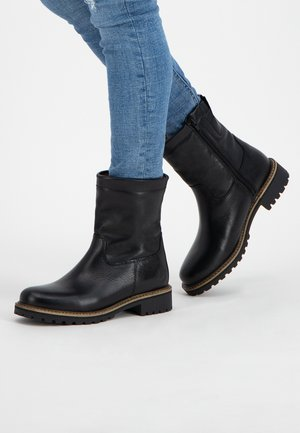 VIMPELI - Korte laarzen - black