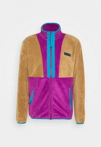 Columbia - BACK BOWL FULL ZIP  - Veste polaire - delta/plum - 4