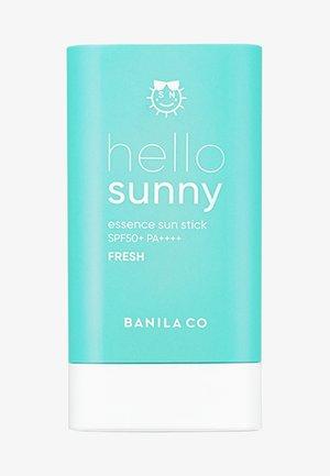 HELLO SUNNY ESSENCE SUN STICK SPF50+ PA++++ FRESH - Crema solare - -