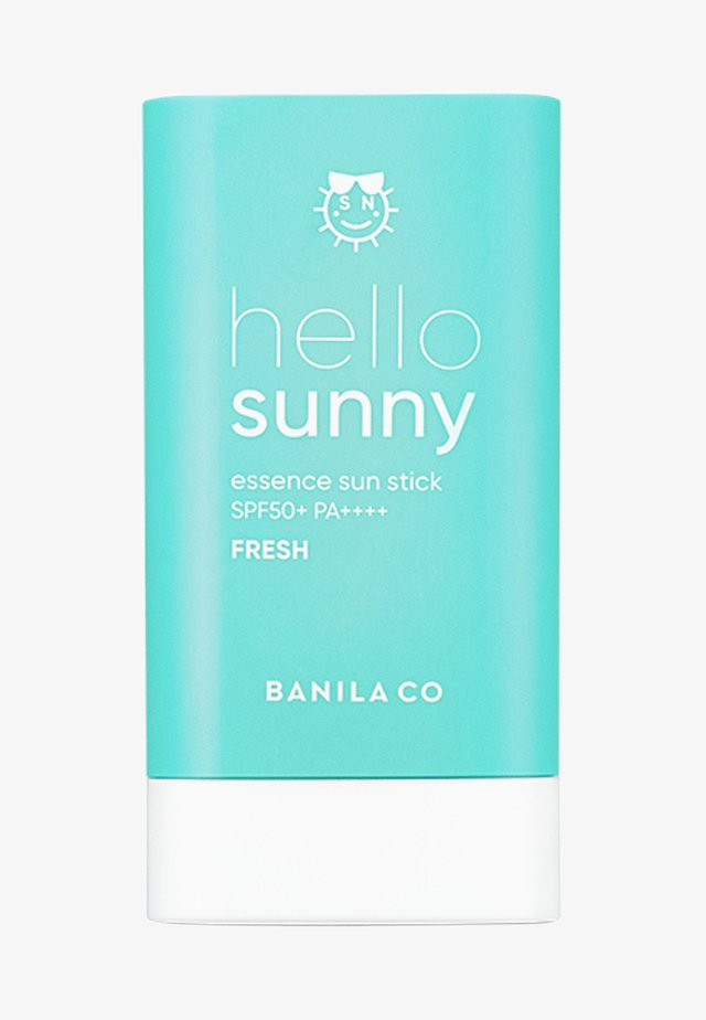 HELLO SUNNY ESSENCE SUN STICK SPF50+ PA++++ FRESH - Protection solaire - -