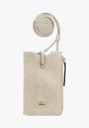 BORNEO - Phone case - champagner