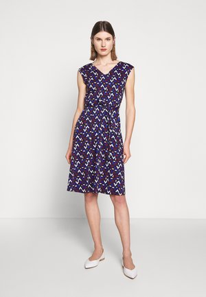 THOMAS - Jersey dress - ozean