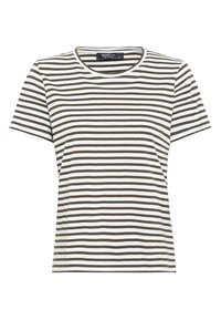 HALLHUBER - Print T-shirt - fango - 0