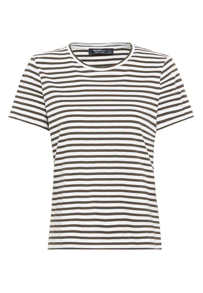 HALLHUBER - Print T-shirt - fango