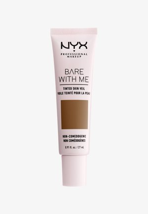 BARE WITH ME TINTED SKIN VEIL - Foundation - 10 deep mocha