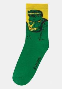 GAP - BOY MARVEL SUPERHEROES 3 PACK UNISEX - Socks - multi-coloured - 1