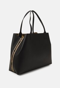 Tommy Hilfiger - ICONIC TOTE SET - Shopping bag - black - 1