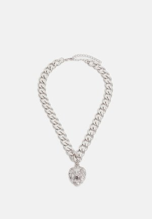LION BASIC NECKLACE - Collar - silver-coloured