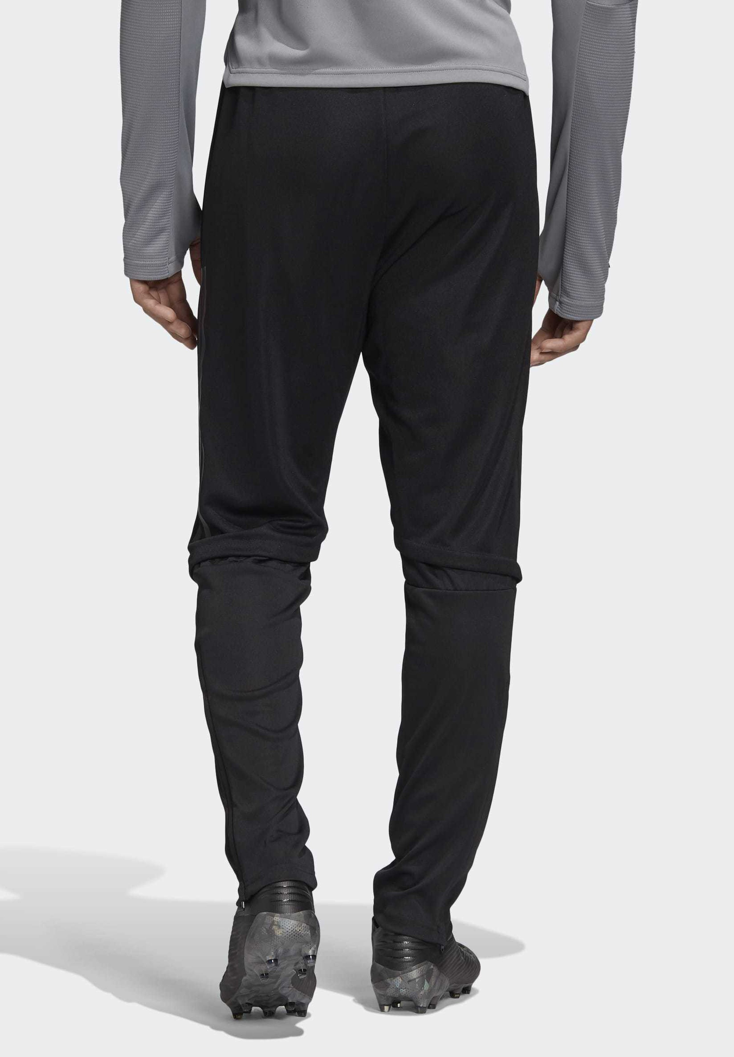 adidas Performance LOS ANGELES FC TRAINING TRACKSUIT BOTTOMS - Article de supporter - black