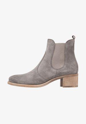 Støvletter - grey