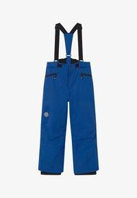 Color Kids - Snow pants - galaxy blue - 4