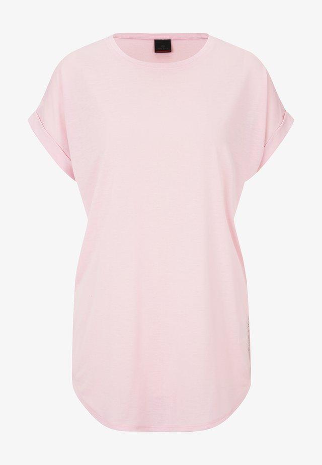 EVIE - T-shirt basique - rosa