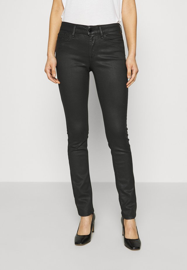 NEW LUZ - Jeans Skinny - black