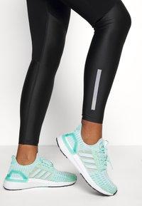 Sweaty Betty - POWER MISSION HIGH WAIST WORKOUT LEGGINGS - Leggings - black - 3