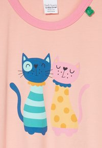 Fred's World by GREEN COTTON - ZGREEN CATS LOUNGEWEAR DRESS EXCLUSIVE - Camisón - peach - 3