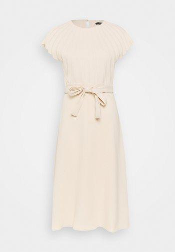 DRESS - Day dress - cream beige