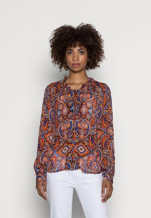 IMPERATRICE - Blouse - rouge
