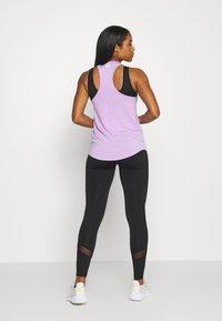 Pink Soda - SHADOW TANK - Sports shirt - lilac - 2