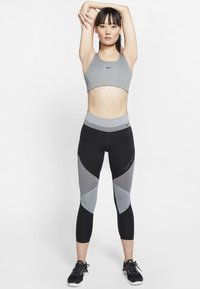 Nike Performance - BRA PAD - Sport-bh met medium support - grey - 1