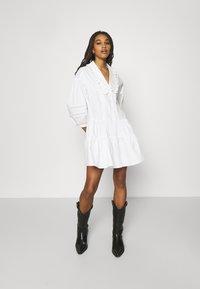 EDITED - GALILEA DRESS - Day dress - weiß - 1