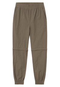 Timberland - WOODWOOD 2IN1 HIKE PANT - Träningsbyxor - canteen - 0