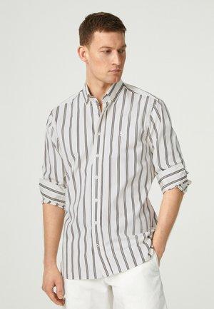 Košile - off-white/beige