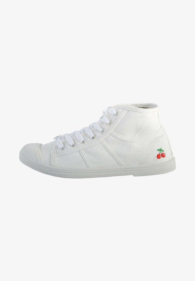 MONTANTE  - Sneakers alte - blanc