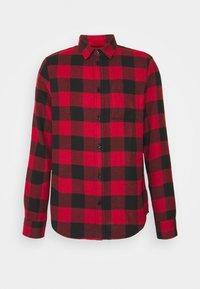 Pier One - Shirt - red/black - 5