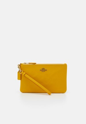 POLISHED SMALL WRISTLET - Clutch - lemon