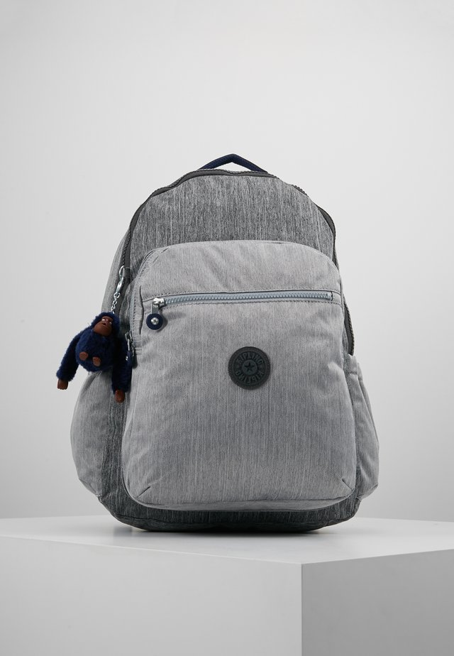 SEOUL GO - Cartable d'école - ash denim blue
