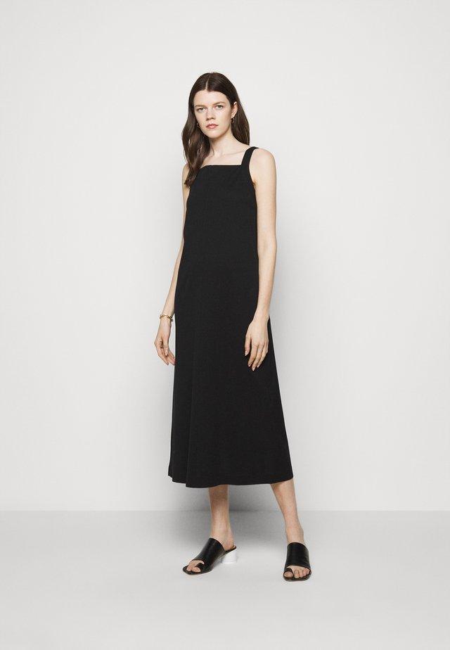 AMINTA - Korte jurk - schwarz