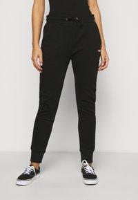 Fila Petite - EIDER PANTS - Pantaloni sportivi - black - 0